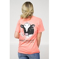 Raised In The Country Tee | Simply Southern| Best Seller