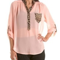 Blouses: Charlotte Russe
