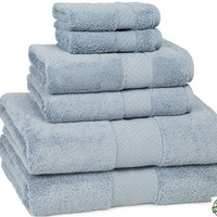 elegance bath towels | moonstone