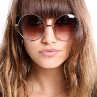 Oversized Lennon Sunnies