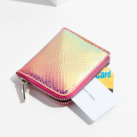 Stamped Wallet | Urban Outfitters