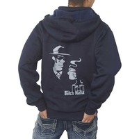 Mafia Puppeteer Hooded Track Jacket | Dutch Bros. Coffee - Dutch Wear