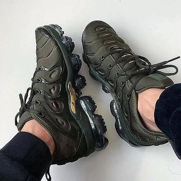 Nike Air Vapormax Plus Trendy Fashion Casual Wave Line Sneakers Casual Shoes