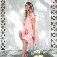 MANDY SKATER DRESS