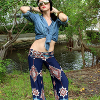 Young and brave exuma pants