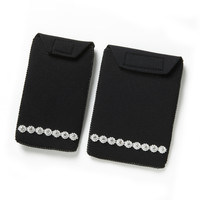 *bling!* Accessory Pockets ~ works with any PortaPocket band, or on your own belt, too!