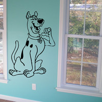 Scooby Doo Wall Decal Car Decal Laptop Sticker Wall Art Kids Room Decoration Nursery Sticker CHOOSE YOUR SIZE