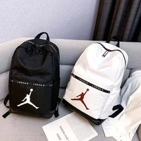 Womens Mens Jordan Backpack Bookbag