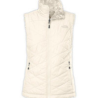 The North Face Women's Jackets & Vests Vests WOMEN'S MOSSBUD SWIRL INSULATED VEST