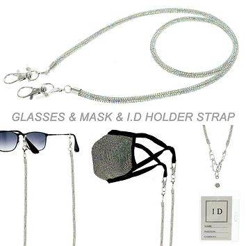 Glasses and Mask Strap