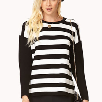 Must-Have Striped Sweater   FOREVER 21 - 2000065670