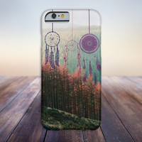 Dreamcatcher Fall Forest Case for iPhone 6 6+ iPhone 5 5S 5C iPhone 4 4S and Samsung Galaxy S5 S4 & S3