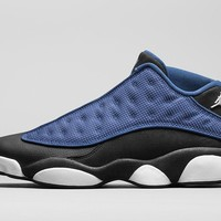 Air Jordan Retro 13 XIII Low 'Brave Blue'