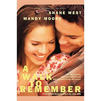 A Walk to Remember 27x40 Movie Poster (2002)