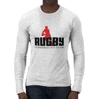 Rugby No Opponents Just Victims T-Shirt from