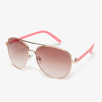 F9094 Aviator Sunglasses