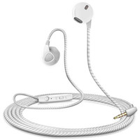 Earphone For iPhone 6 6S 5S Headphones With Microphone 3.5mm Jack Bass earpods fone de ouvido auricuares Headset For Xiaomi
