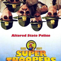 Super Troopers (German) 11x17 Movie Poster (2001)