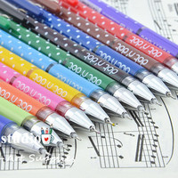 Set of 12 colors gel ink pen, marker pen, roller pen for sticky notes, notebook, DIY drawing, writing, signing, graffiti, text liner-ZXB05