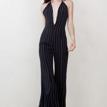 Bringing Back the Night Jumpsuit