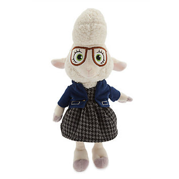 Disney - Assistant Mayor Bellwether Plush - Zootopia - Small - 11''