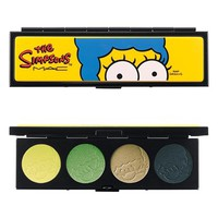 The Simpsons for MAC 'That Trillion Dollar Look' Eyeshadow Quad - That Trillion Dollar Look (Limited Edition)