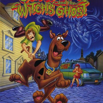 Scooby-Doo and the Witch's Ghost 11x17 Movie Poster (1999)