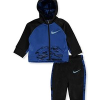 Baby Boys' Therma Dri-Fit 2-Piece Tracksuit