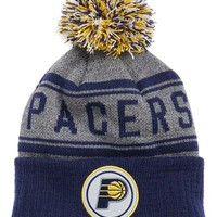 Boy's adidas 'Indiana Pacers' Knit NBA Hat