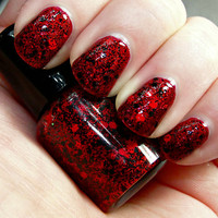 Ligeia - 9mL bottle of hand made nail polish by Northern Star Polish