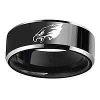 PHILADELPHIA EAGLES LOGO RING