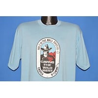80s Cowboy Hole In The Wall Grotto t-shirt Large