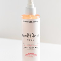 VitaminSea.beauty Sea Buckthorn + Rose Facial Toner Mist | Urban Outfitters