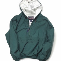 Jansport Pullover Anorak Jacket Size XL