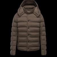 Outlet Specially Moncler Mens Down Jackets Nazaire