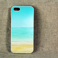 Summer Sea Abstract Phone iPhone 5 Case,iPhone 4S case,iPhone 4 case