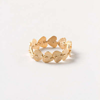 Anthropologie - Linked Hearts Ring
