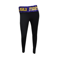 LSU Tigers Leggings
