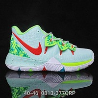 Nike KYRIE 5 EP Newest Hot Sale Men Personality Sport Basketball Shoes Sneakers 3#
