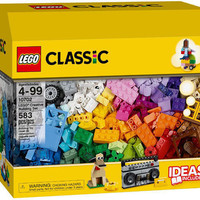 Lego Classic Creative Building Box Set - 583 Pcs