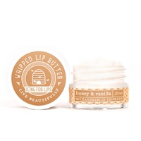 Honey & Vanilla Whipped Lip Butter -  Lip Moisturizer