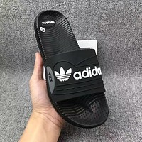 2018 Original Adidas: casual fashion men's slippers