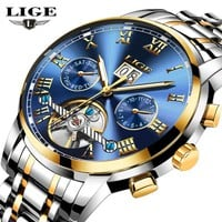 Top Brand Luxury Automatic Watch