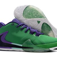 Nike Zoom Freak 1 PE - Green/Purple