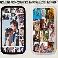 PERSONALIZED PHOTO COLLAGE CUSTOMIZE IMAGE CASE FOR SAMSUNG GALAXY S7 S6 NOTE 5