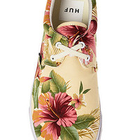 The Genuine Sneaker in Ivory Floral