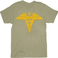 Ferris Bueller's Day Off Caduceus Adult T-shirt - Ferris Bueller's Day Off - | TV Store Online