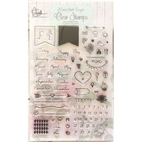 "Planner Stamps 4"" x 6"" - Calendar"