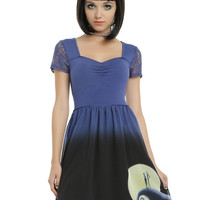 The Nightmare Before Christmas Snow Hill Lace Dress