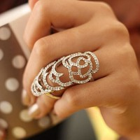 Gift Shiny Jewelry New Arrival Stylish Strong Character Club Ring [6573113607]